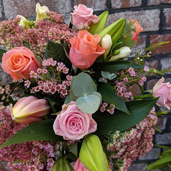 Birthday flower arrangements